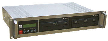 2U Rackmount Duplicators