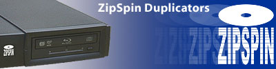 DVD Duplicator for data discs including Blu-ray Duplicator and CD Duplicator.