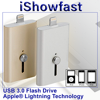 iShowfast Flash Drive Solution